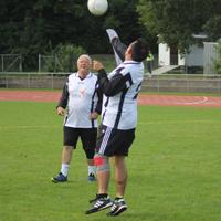 Faustball - Hochdorf 2017