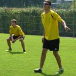 Faustball - Schweizermeisterschaft 2016