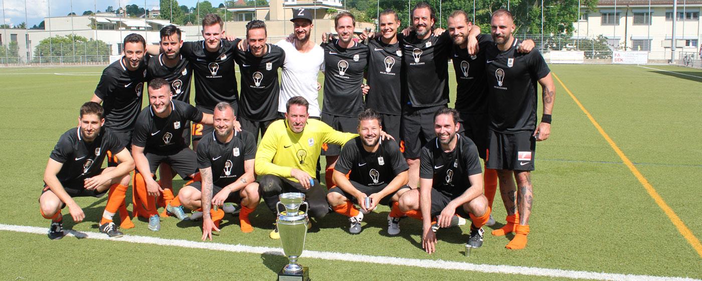 Fussball Schweizer Meister 2019